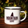 Kép 1/2 - Mountain Hippy fémbögre – Brand