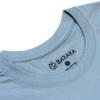 Kép 3/5 - Biker – férfi póló, jégkék
