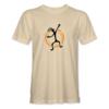Kép 1/5 - Baraka brand – férfi póló, bézs