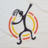 Kép 2/5 - Baraka brand – férfi póló, bézs