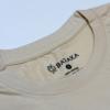 Kép 3/5 - Baraka brand – férfi póló, bézs