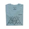 Kép 5/5 - Mountains – férfi póló, jégkék