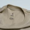 Kép 4/5 - Baraka retro – férfi póló, homokszínű