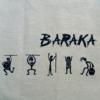 Kép 5/5 - Baraka retro – férfi póló, homokszínű