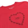 Kép 3/6 - Bike lover – női póló, piros