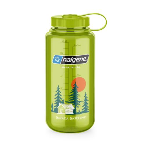 0,5 literes Nalgene kulacs – zöld